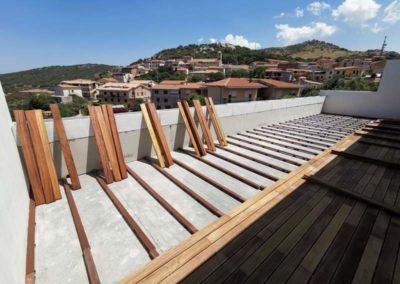Impresa edile OSCAR PETRETTO: Lavori di ristrutturazione case e appartamenti, impermeabilizzazioni, cartongesso, pavimentazione, bagni, verande in legno Sassari Olbia e Nord Sardegna pavimentazione legno