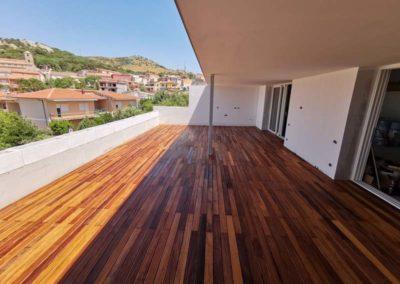 Impresa edile OSCAR PETRETTO: Lavori di ristrutturazione case e appartamenti, impermeabilizzazioni, cartongesso, pavimentazione, bagni, verande in legno Sassari Olbia e Nord Sardegna verande e terrazzi