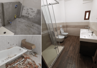 Impresa edile Sassari - bagni ristrutturazione